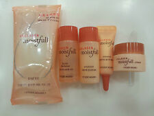 [Etude House] Moistfull Collagen Skin Care Kit (4pcs) + Additional SkinCare Kit