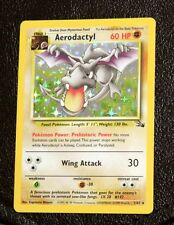 Pokemon TCG Fossil Set Holo Cards+ Bonus Offer!  You chose the card and quality!