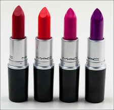 MAC LIPSTICKS BRAND NEW IN BOX GENUINE SELECT SHADE