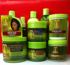 MAZURI  RANGE OF HAIR PRODUCTS FOR NATURAL / RELAXED HAIR