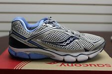 Saucony Women's Progrid Echelon 3 Silver/Blue 10154-4 Brand New In Box