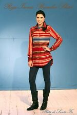 """ROJA FALL 2014 """"ICONIC"""" Bamboo Shirt/Jkt. as seen in COWBOYS/INDIANS MAGAZINE!"""