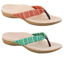 Orthaheel Orthotic Womens Zoe Thongs (All Sizes & Colour Available)