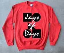 Crewneck Sweatshirt 4 Retro Air Jordans Future Bred 4 11 12 13s Fire Red 3 4 5s