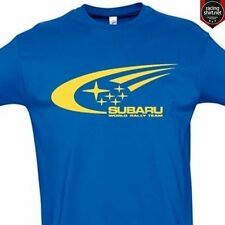 SUBARU WORLD RALLY TEAM WRC Shirt S to 3XL