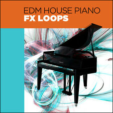 EDM House Club Piano FX Loops (24-Bit WAV) Logic Cubase FL Studio Ableton Live