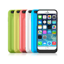THIN EXTERNAL POWERBANK BACKUP BATTERY CHARGER CASE COVER WITH LID FOR IPHONE 6