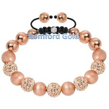 Stunning Genuine Tresor Paris Bracelets - Rose Gold / Silver / Crystal etc