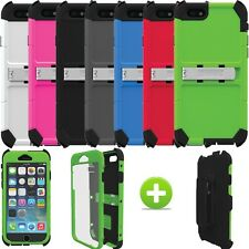 """Trident AMS Kraken Built-in Screen Stand Case Cover For iPhone 6 (4.7"""") &Holster"""