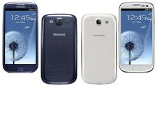 New Samsung Galaxy S III S3 SGH-I747 Unlocked Android Smartphone - White or Blue