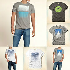 IN STORE NOW Hollister Abercrombie Boat Canyon T-Shirt You Pick Color & S M L XL