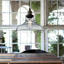 Vintage Industrial vintage Pendant Light Ceiling Lamp kitchen Edison Chandelier