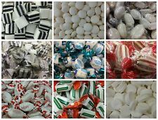ASSORTED MINTS SWEETS (LOW POSTAGE, WE POST UP TO 600g FOR ONLY £1.30!)