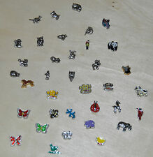 Floating Charms Animals & Insects for All Living Lockets US SELLER