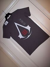 ASSASSINS CREED LOGO T-SHIRT NEW WITH TAGS