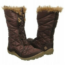 """NEW WOMENS COLUMBIA """"Minx Mid"""" WATERPROOF INSULATED WINTER SNOW BOOTS NWT."""