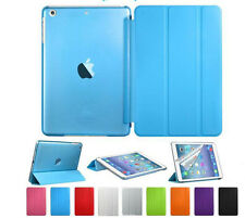 Screen Protector /Ultra Slim Magnetic Transparent Case For iPad Air