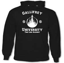 Doctor Who - Gallifrey University - Mens Funny Hoodie Unisex Womens Dr Buildings