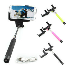Handheld Wireless Bluetooth Self Monopod Holder for Samsung Android 3.0 or Above