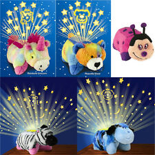 Mini Night Light Kid Baby Children Dream Star Lamps Toy Doll Sleep Sky Projector