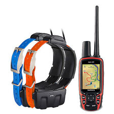 GARMIN Astro 320 + 2 x DC 50 Collars GPS Dog Tracking Bundle, Choose Any Color