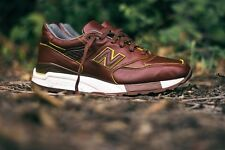 New Balance 998 x Horween Leather 998DW Authors Collection Pack M998DW Moby Dick