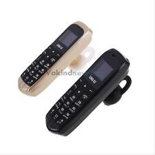 V1NF Ultra Tiny Thumb Cell Mobile Phone Bluetooth Headset Earphone Dialer