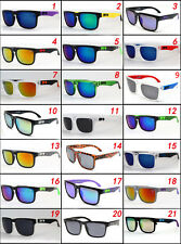 SPY1 Fashion Unisex Sunglasses Outdoor Sport Cycling Motor Retro Eyewear Glasses