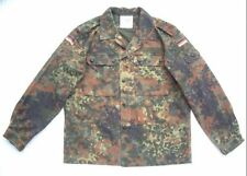 GERMAN ARMY FLECKTARN SHIRT SMALL LIGHTWEIGHT JACKET FISHING FESTIVAL BUNDESWEHR