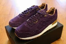 NIB Saucony x Play Cloths Strange Fruit S70119-6 Grape Crown Jewel Mens Shoes
