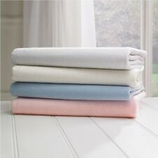 Toddler Bed / Junior Bed 100% Cotton Jersey Fitted Sheet. Size 140cm x 70cm NEW