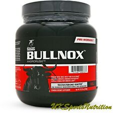 BETANCOURT BULLNOX ANDRORUSH 633G * PRE WORKOUT TESTOSTERONE BOOSTER *4 FLAVOURS