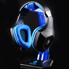 Sades Gaming Headphone / Headset hanger Earphone holder Stand For Gamers