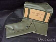 Ex MOD Land Rover / Military Vehicle Documents Holder / Sleeve / Pouch