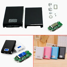 DIY Dual USB 5V 1A 2.1A Mobile Power Bank 18650 Battery Charger Suite For Phone