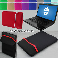 "Notebook Laptop Ultrabook Chromebook Sleeve Case cover Bag For 11"" 13"" 15"" HP"