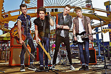 The Vamps Connor Tristan Evans James McVey Brad POSTER A4 A3 BUY 2 GET 3RD FREE