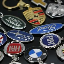 Quality 3D Auto LOGO Zinc Alloy Keychain Key Chain Ring Keyring Hot Wholesale