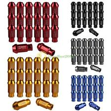 D1-Spec JDM Racing Wheel Lug Nuts M12x1.5 20pc for Honda Civic Acura Integra