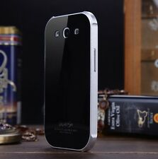 Metal Bumper Frame+Acrylic Back Cover Case For Samsung Galaxy S3 III i9300 i9308