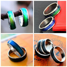Mood Ring Color Changing stainless steel RING A155