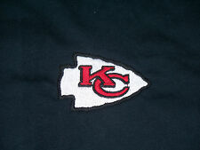 CHIEFS MENS BLACK TSHIRT L XL XXL XXXL KANSAS CITY MO KS NFL ARROW HEAD