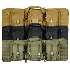 "Lancer Tactical CA-345 36"" MOLLE Double Carbine Rifle Case Backpack w/Mag Pouch"