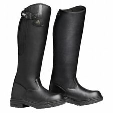 Mountain Horse Rimfrost Rider - Adult Riding Boots Regular Black