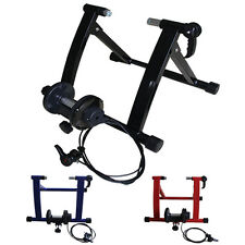 Bike Turbo Trainer Cycle Training Indoor Excercise 7 Level Magnetic Resistance
