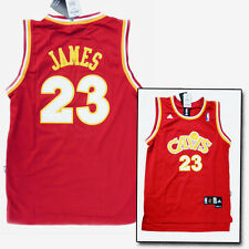 LEBRON JAMES #23 Jersey Cleveland Cavaliers Cavs NBA Addidas Away Basketball NEW