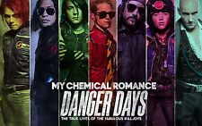 My Chemical Romance Rock Band MCR05 POSTER A4 A3 Buy 2 Get 1 FREE