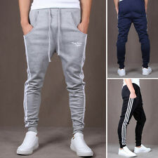 Fashion Men Casual Skinny Harem Sweat Pants Training Jogger Sport Baggy Trousers