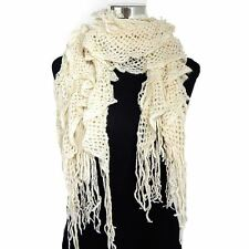 [5 COLORS] Ruffled Women's Fashion Knitted Scarf Wrap
