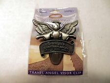 Guardian Angel Visor clip Dad Mom and more 12 diff styles Free Priority Shipping